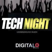 Tech Night Underground Muzik - EP di Various Artists