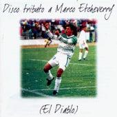 Disco Tributo a Marco Etcheverry de Various Artists