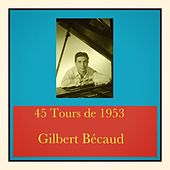 45 Tours De 1953 von Gilbert Becaud