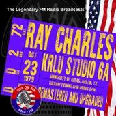 Legendary FM Broadcasts - KRLU Stuudio 6A, University Of Texas, Austin TX 23 October 1979 de Ray Charles