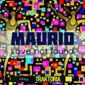 Love Not Found de Maurid