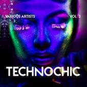 Technochic, Vol. 3 - EP von Various Artists