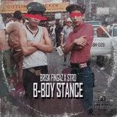 B-Boy Stance de Brisk Fingaz
