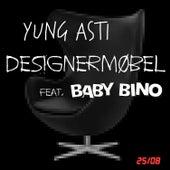 Designermøbel (feat. Baby Bino) by Yung Asti