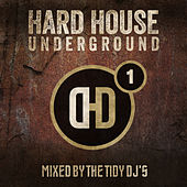 Xstream Hard House Underground, Vol. 1 - EP by Various Artists