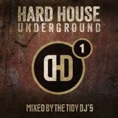 Xstream Hard House Underground, Vol. 1 - EP de Various Artists