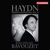 Haydn: Piano Sonatas, Vol. 8 de Jean-Efflam Bavouzet