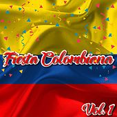 Fiesta Colombiana, Vol. 1 by Various Artists