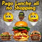 Pago Lanche Ali no Shopping de DJ Cabide
