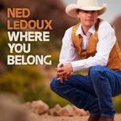 Where You Belong di Ned LeDoux
