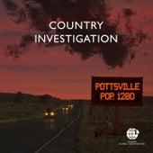 Country Investigation von Various Artists