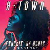 Knockin' da Boots (Re-Recorded) [Nick Talos Remix] de H-Town