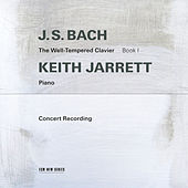 J.S. Bach: The Well-Tempered Clavier, Book I (Live in Troy, NY / 1987) de Keith Jarrett