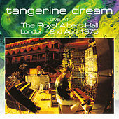 The Royal Albert Hall, London - 2nd April 1975 de Tangerine Dream