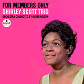 For Members Only by Shirley Scott