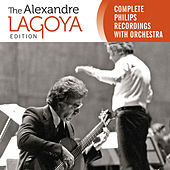 The Alexandre Lagoya Edition - Complete Philips Recordings With Orchestra de Alexandre Lagoya