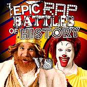 Ronald McDonald vs the Burger King de Epic Rap Battles of History