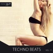 Techno Beats, Vol.11 von Various Artists