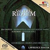 Salieri: Requiem von Various Artists