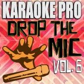 Drop The Mic, Vol. 6 de Karaoke Pro