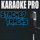 Stacked Tracks de Karaoke Pro