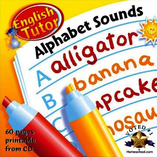 English Tutor Alphabet Sounds by Kidzup