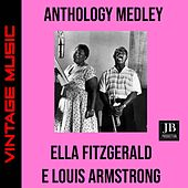 Anthology Medley: Dream a Little Dream of Me / Summertime / Cheek to Cheek / April in Paris / A Foggy Day / They Can't Take That Away from Me / Tenderly / Love Is Here to Stay / These Foolish Things / I Got Plenty o' Nuttin' / Bess, You Is My Woman Now / by Ella Fitzgerald