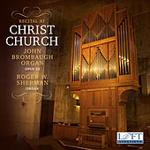 Recital at Christ Church (Live) de Roger W Sherman