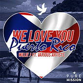 We Love You Puerto Rico by Willie J.