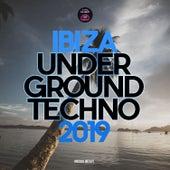 Ibiza Underground Techno 2019 von Various