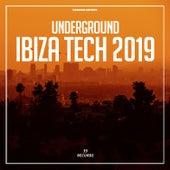 Underground Ibiza Tech 2019 von Various