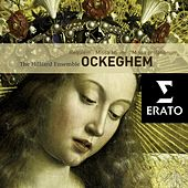 Ockeghem : Requiem, Missa Mi-Mi, Missa Prolationum by The Hilliard Ensemble