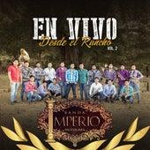 En Vivo Desde El Rancho, Vol. 2 de Banda Imperio De Colima