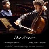 F. Mendelssohn - Sonata in D Major op. 58 - III° Tempo - Duo Arcadia (esecuzione live) de Duo Arcadia