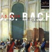 Bradenburg Concertos Nos. 1-4 de Gerard Schwarz