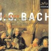 Brandenburg Concertos Nos. 5 & 6, etc. by Gerard Schwarz