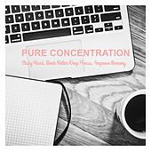 Pure Concentration: Study Hard, Work Better Deep Focus, Improve Memory by Various Artists