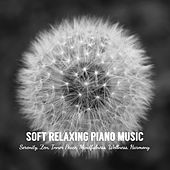 Soft Relaxing Piano Music: Serenity, Zen, Inner Peace, Mindfulness, Wellness, Harmony von Various Artists