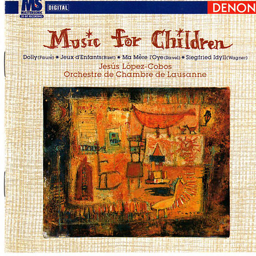 Music for Children by Orchestre de Chambre de Lausanne