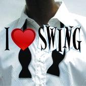 I Love Swing by Studio Artist