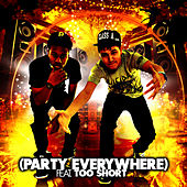 Party Everywhere(feat) Too Short - EP de Class A