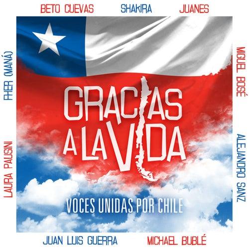 Gracias a la vida by Voces unidas por Chile