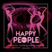 Happy People (Groovy Underground Tunes), Vol. 2 de Various Artists