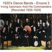 1920's Dance Bands (Encore 2) [Recorded 1926-1929] de Various Artists