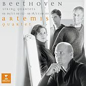 Beethoven : String Quartets Op.131 / Op.18-2 / Op.132 / Op.59-3 by Artemis Quartet