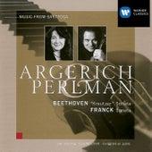 Beethoven: Violin Sonata Op.47 / Franck: Violin Sonata von Itzhak Perlman