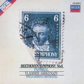 Beethoven: Symphony No.6 von Philharmonia Orchestra