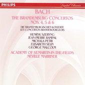 Bach, J.S.: Brandenburg Concertos Nos.4, 5 & 6 by Various Artists