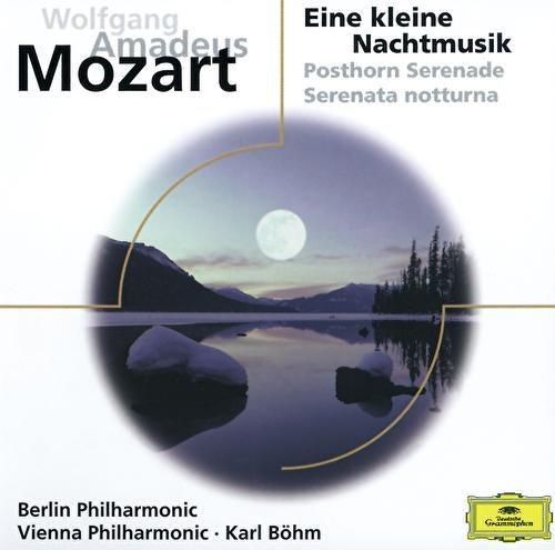 Mozart: Eine kleine Nachtmusik; Posthorn Serenade; Serenata Notturna by Various Artists
