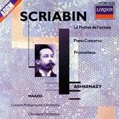 Scriabin: Le Poème de l'Extase; Piano Concerto; Prometheus von Vladimir Ashkenazy